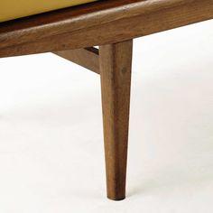 Buffet vintage en manguier gris/jaune L 220 cm