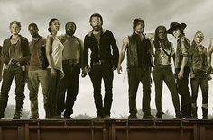 "Who Would Be Your Survival Partner In ""The Walking Dead""?"