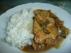 Curry, Pork, Beef, Chicken, Cooking, Ethnic Recipes, Style, Pork Roulade, Meat