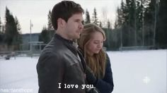 Ty and Amy - 7x18 Heartland Season 7, Heartland Tv Show, Ty And Amy, New Tv Series, Amber Marshall, That's Entertainment, Best Relationship, Best Shows Ever, Best Tv