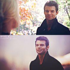 His smile is everything. Daniel Gillies, Vampire Diaries Cast, Vampire Diaries The Originals, Elijah The Originals, Twin Souls, Chris Wood, Original Vampire, Joseph Morgan, Great Tv Shows