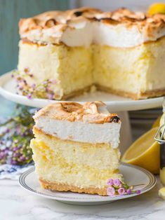 The ultimate cheesecake for anyone who loves lemons! My triple lemon cheesecake with torched meringue topping is a lemon dream come true! A truly decadent dessert, this cheesecake is so light and fluffy, it feels and tastes like a lemon cloud! I make this cheesecake with a lemon shortbread crust, which is the first part […]