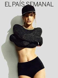 she-loves-fashion:  SHE LOVES FASHION: Barbara Palvin by Nico for El País Semanal June 2013