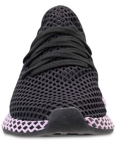 huge selection of 95aa4 a1789 adidas Womens Deerupt Runner Casual Sneakers from Finish Line Shoes -  Finish Line Athletic Sneakers - Macys