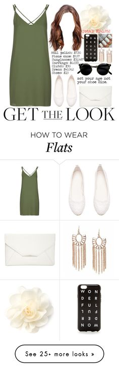 """Untitled #245"" by l-have-secrets on Polyvore featuring Topshop, Style & Co., J.Crew and GetTheLook"