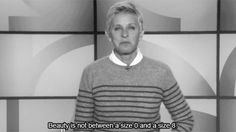 5 Reasons Why Ellen Degeneres Is The Best Person Alive Ellen Degeneres Quotes, Liberal Feminism, Politics, Bullying Quotes, Really Good Quotes, Ellen And Portia, Workout Pictures, Fitness Pictures, The Ellen Show