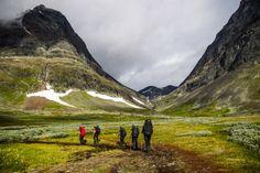 #fjallravenclassic #sweden #trekking