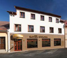 Hotel Corona - Kaplice Hotel garni 4* www.coronahotel.cz