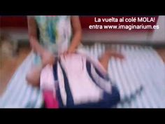 Claudia y la vuelta al colé BACK TO SCHOOL - YouTube