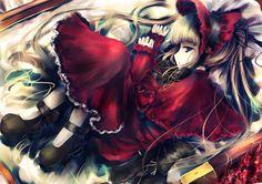 Shinku ♥ Rozen Maiden
