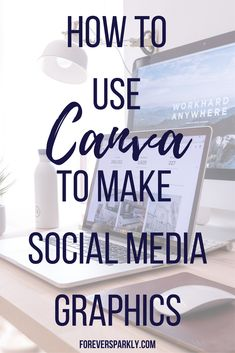 Wondering how to create your own graphics for your direct sales business?Click for 5 easy to follow steps to create graphics in Canva! #graphicstips #directsales #freelance #free via @owlandforever