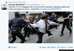 NYPD Is Practically Begging For Another Twitter Disaster
