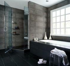 Modern bathrooms, the basis of being modern. #bathroom