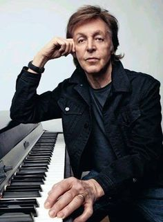 Honestly, when it comes to Paul McCartney, age does NOT matter.