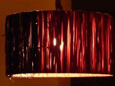 hubert.copyright şule attems 2014#lichtbild #bildlicht  #bildraum #raumbild  #lamp #design #eclectic #homedesign #fabric #light #interior #aydinlatma #tasarim made by #suleattems Home Design, Contemporary Art, Concept, Curtains, Lighting, Unique, Interior, Fabric, Handmade