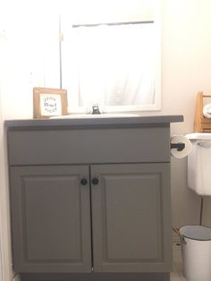 Advice, techniques, including overview beneficial to receiving the greatest end result and coming up with the optimum perusal of Bathroom Canvas Small Rental Bathroom, Kitchen Refacing, Parisian Bathroom, Bathroom Accesories, Bathroom Canvas, Walk In Shower Designs, Home Upgrades, Vanity, Chalk Paint