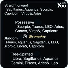 Capricorn- I am not stubborn every one says that I am not.......ok maybe a little