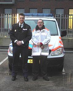 Een avondje mee op surveillance met politie-agenten van bureau Ypenburg