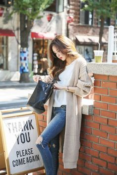 Simple and Sexy Korean Fashion Looks0071