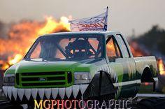 Santa Pod Flame & Thunder
