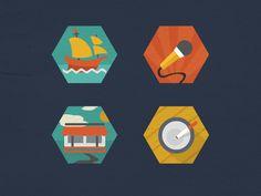 Tomesto - rich icons