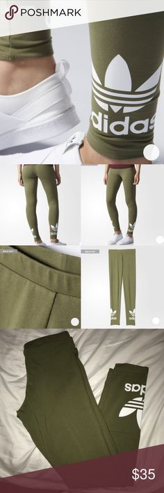Adidas Legging Brand new with tags. Size S. No trades. Adidas Pants Leggings