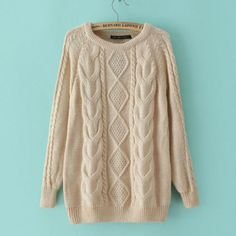 66 cm - Womens-Casual-Long-Sleeve-Cardigan-Knit-Knitwear-Sweater-Coat-Outwear-Ivory