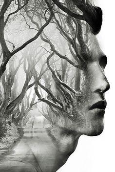♥ treeman, am artworks - Antonio Mora ❤