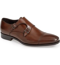 9796f520cf1a0 Main Image - To Boot New York 'Grant' Double Monk Shoe Cheap Mens Shoes