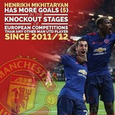 Henrikh Mkhitaryan's Manchester United are UEFA Europe League champions!