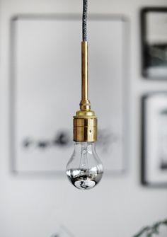 Hannasinspo lamp