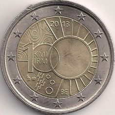 Motivseite: Münze-Europa-Westeuropa-Belgien-Euro-2.00-2013-KMI