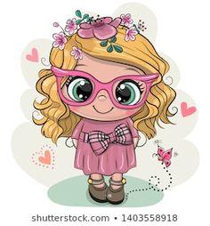 Cartoon Unicorn, Cute Cartoon Girl, Cute Cartoon Animals, Bear Cartoon, Cartoon Brain, Cartoon Turtle, Disney Drawings, Cartoon Drawings, Cute Drawings
