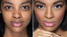 Natural Contouring: HD Makeup Tutorial, via YouTube.