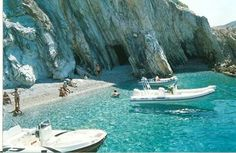 Discover Meganisi Island next Lefkada. The perfect Greek Island for private yachts and chartered boats. Experience coves, caves and beautiful water Greece Holiday, Travel Route, Paradise On Earth, Most Beautiful Beaches, Summer Pictures, Greece Travel, Countries Of The World, Greek Islands, Dream Vacations