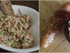 Pochoutkový salát Baked Potato, Risotto, Smoothies, Detox, Grains, Rice, Potatoes, Baking, Ethnic Recipes