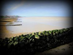 Herne Bay. With a bit of help from photoshop.