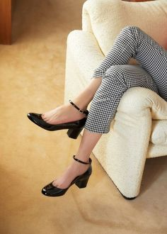 Fall fashion must-have: Sezane Ashley Babies in black ($180)
