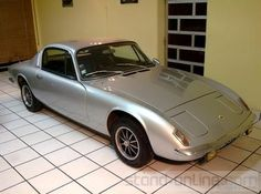 Lotus Elan +2  @ www.stand-online.com Wonder if this is why I love Rx 7's?