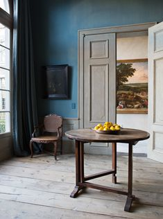 Thomas Leysen's home in Antwerp in January 2017 for Apollo Magazine