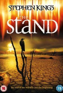 The Stand (1994), Greengrass Productions and Laurel Entertainment with Gary Sinise, Molly Ringwald, Jamey Sheridan, Ruby Dee, Miguel Ferrer, Corin Nemec, Matt Frewer, Adam Storke, Ray Walston, Rob Lowe, Peter Van Norden, and Bill Fagerbakke. The adaptation of my favorite Stephen King novel. There were some miscasts (Molly Ringwald for Frannie, NO!) but on the whole well done.