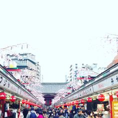 Sensō-ji is an ancient Buddhist temple located in Asakusa, Tokyo, Japan.