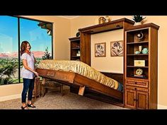15 Space saving furniture ideas for your home Live Smart & Expand Your Space - YouTube
