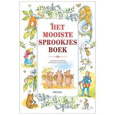 Luister naar de mooiste verhalen over sprekende dieren, buitengewone prinsen en de gekste figuren. In dit prachtig geïllustreerde boek zijn de bekendste sprookjes verzameld. De 3 biggetjes, de wolf en de 7 geitjes, Assepoester, Hans en Grietje, Sneeuwwitje, de gelaarsde kat en nog veel meer mooie verhalen. Open het boek en ontdek de wondere wereld vol fantasie en geniet samen van de spannende en grappige avonturen.Afmeting: 25 x 17 x 2,5 cm - Het Mooiste Sprookjesboek