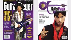 Read Prince's Exclusive 'Guitar Player' Interviews | GuitarPlayer