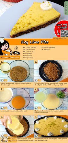 Key Lime Pie Rezept mit Video – Limettenkuchen Rezept The key lime pie or simply lime cake is a slightly sour, very tasty and refreshing dessert. You can easily find the key lime pie recipe video using the QR code :] Lime Pie Key Lime Pie Recipe Video, Lime Cake Recipe, Keylime Pie Recipe, Key Lime Pie Rezept, Pie Dessert, Dessert Recipes, Key Lime Pie Bars, Refreshing Desserts, Key Food