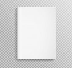 Blank Book Cover, Cover Books, Classy Aesthetic, Aesthetic Themes, Png Images For Editing, Clip Art Library, Wallpaper Space, Blank White, White Paper