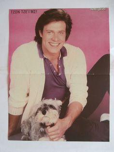 John James Mini Poster from Varius Greek Magazines clippings 1970s 1990s | eBay