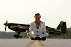 Patty Wagstaff, aerobatic pilot extraordinaire