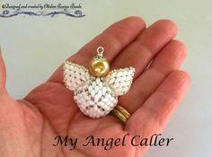 My Angel Caller ( PDF Beading tutorial in Italian or in English